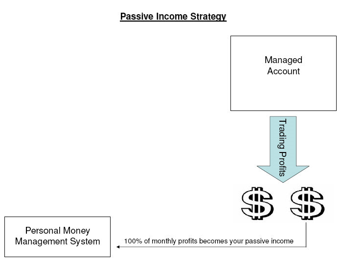 Passive Income Strategy Visual Details