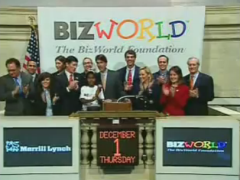 BizWorld Helping Others