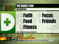 Daniel Plan Helping Others