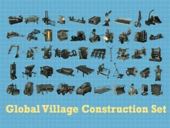 Global Village%20Construction Set Helping Others