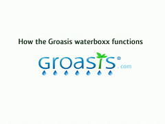 Groasis Helping Others