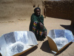 Solar Cookers Helping Others